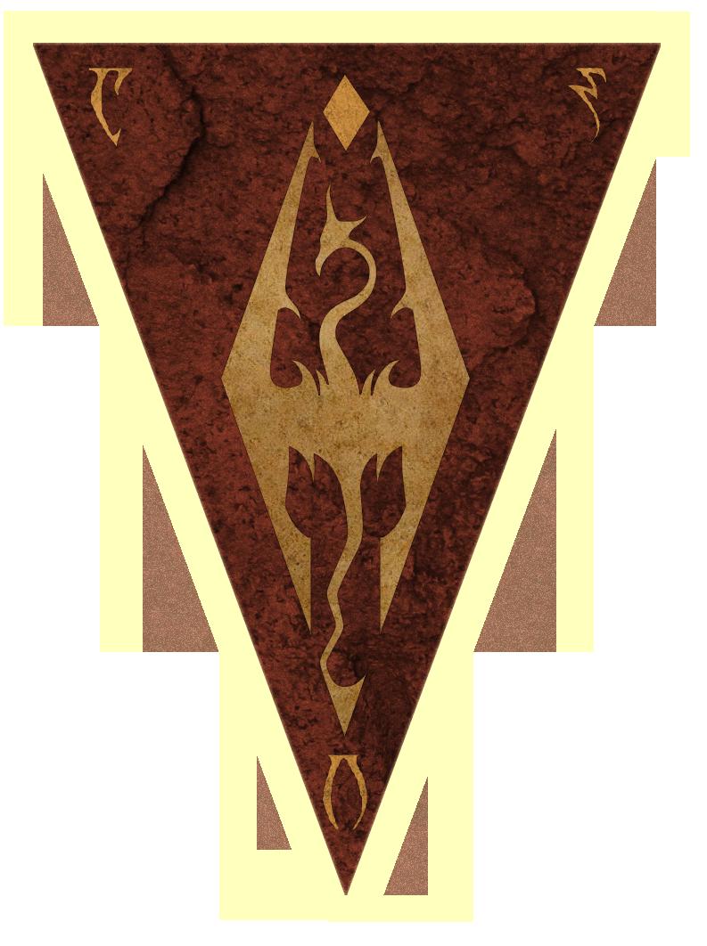 fceabdafa769b0a97eff0b581edf51b6 - The symbols of Elder Scrolls Games