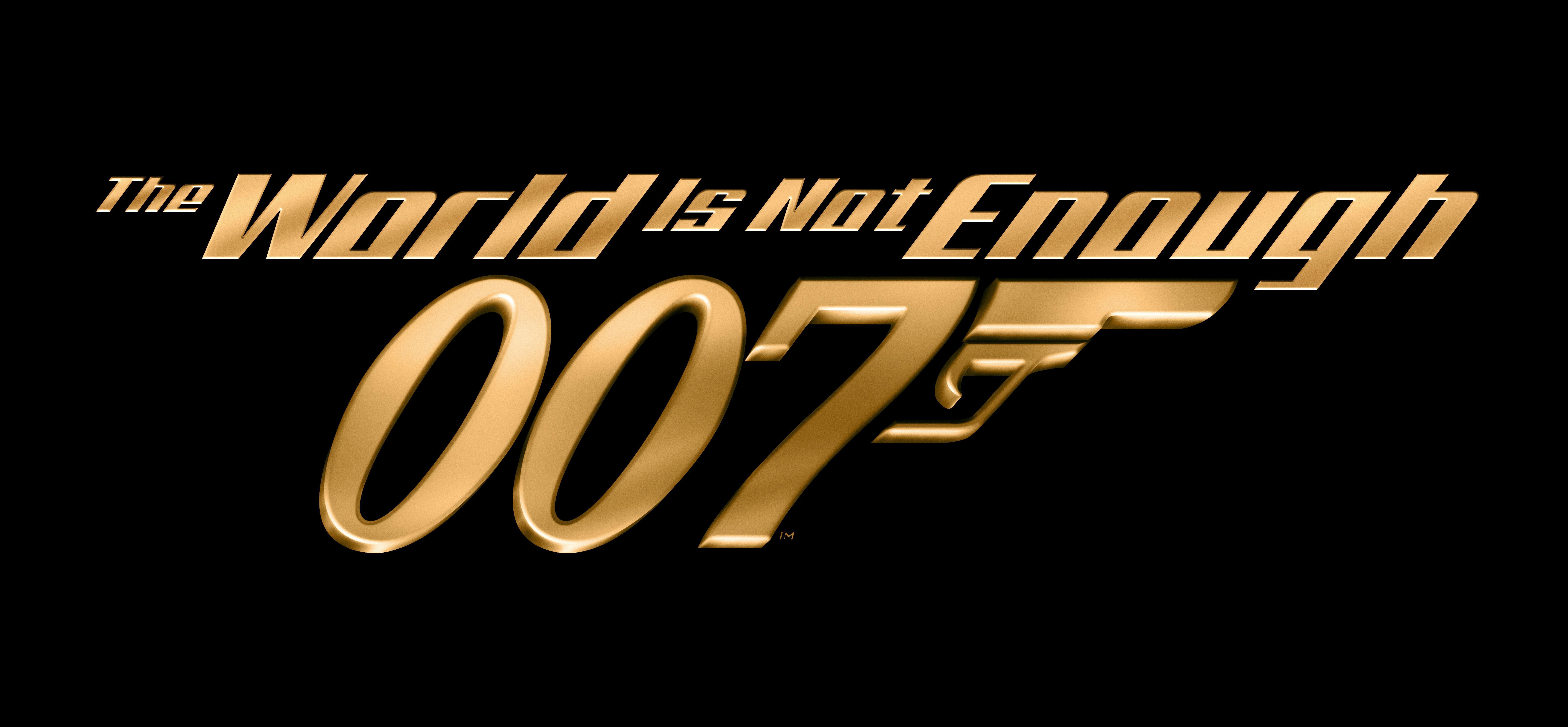 james bond 007 logos