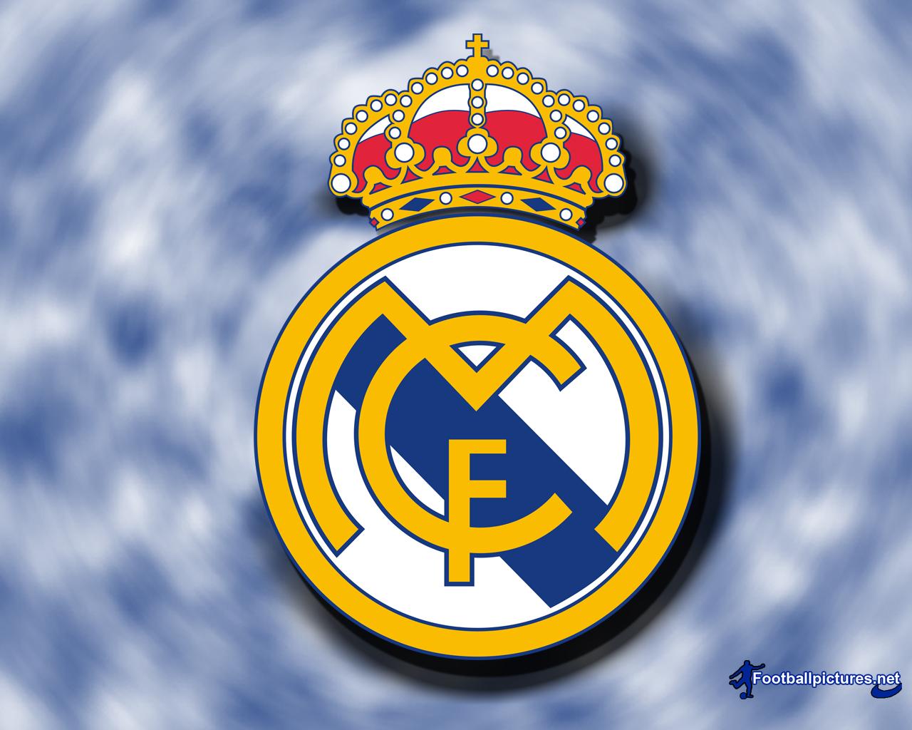 Real Madrid Football Logos