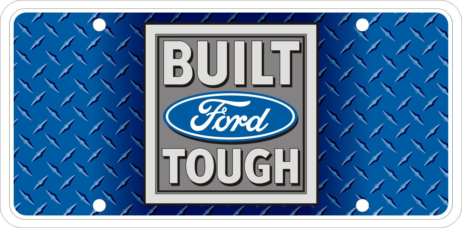 Built Ford Tough Logos