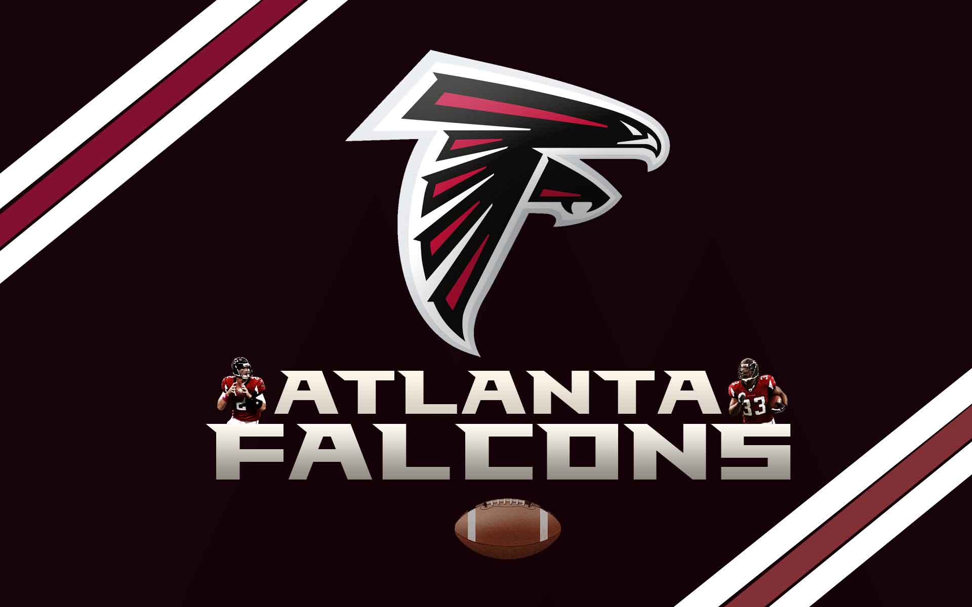 Printable Atlanta Falcons Logos