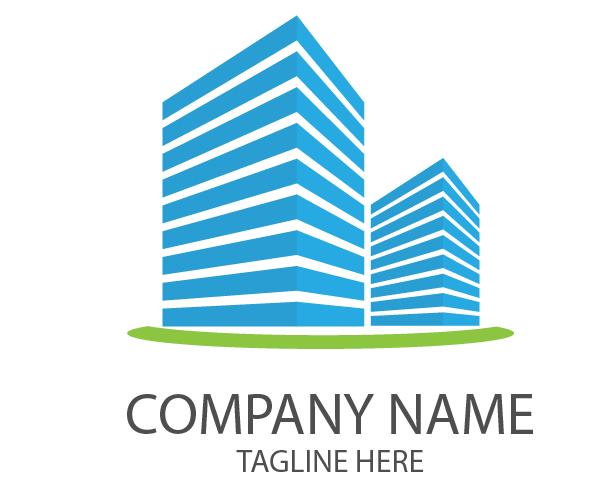 Building Logos,Good Business Card Design