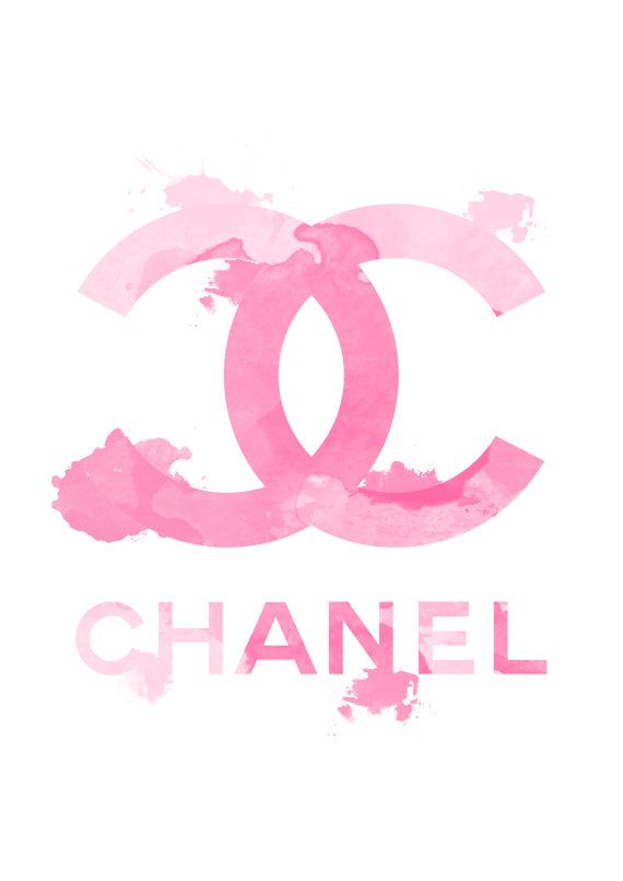 366104a0f88 Pink coco chanel Logos