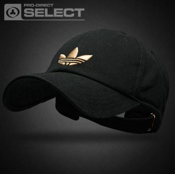 Adidas hat gold Logos d906423e070
