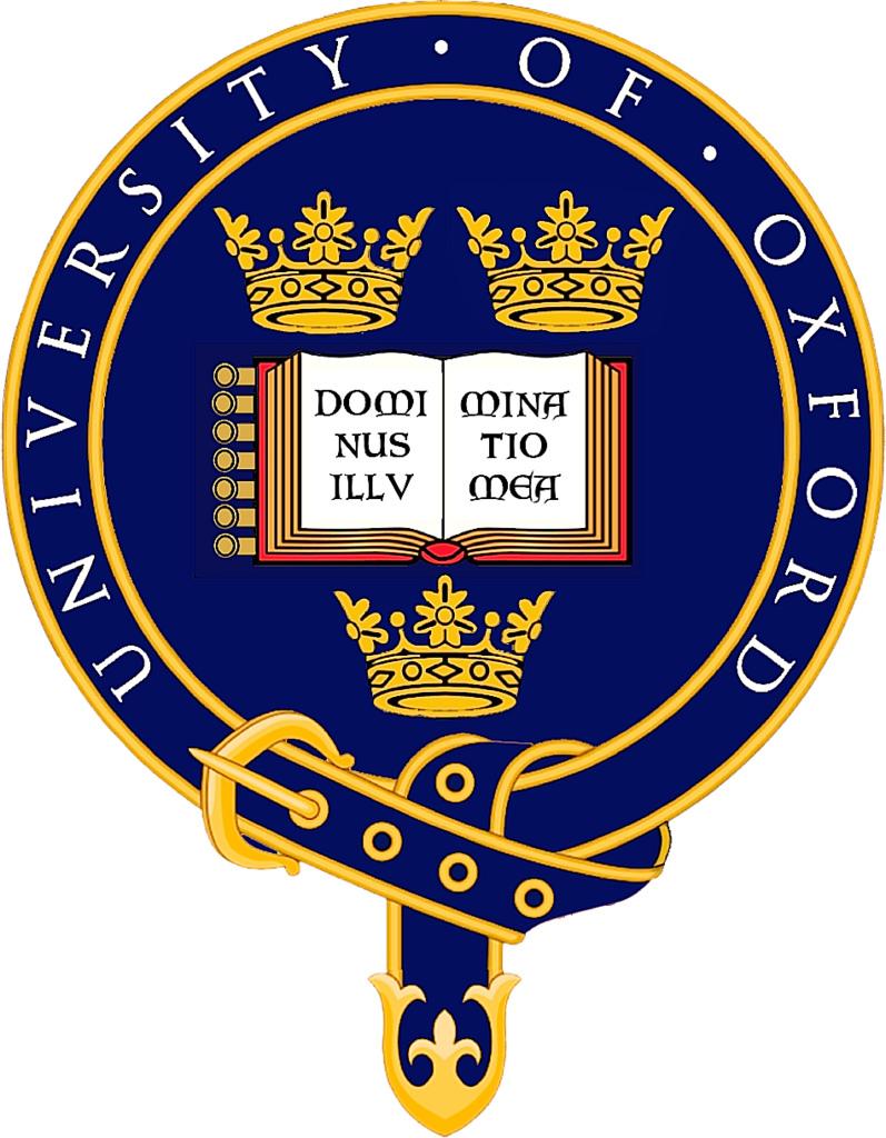 University Of Oxford: Oxford University Logos