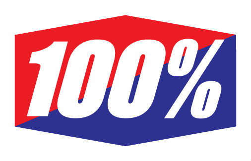Image result for 100% LOGO