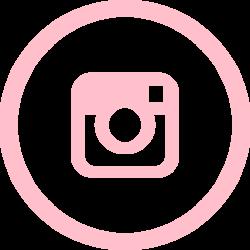 Pink Instagram Logos