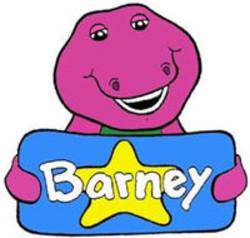 Barney home video Logos