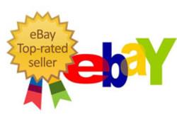 Top Rated Seller Logos