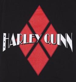Harley quinn Logos