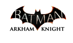 Batman Arkham Knight Logo Background Pinterest