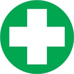 Green Cross Safety Logos