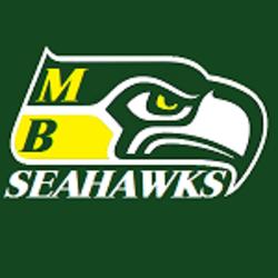 Myrtle Beach Seahawks Logos