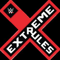 Wwe extreme rules Logos