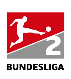 Hasil gambar untuk logo bundesliga 2 png