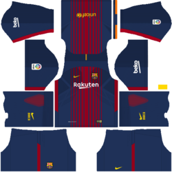 outlet store 392d5 fa4e9 Dream league soccer barcelona Logos
