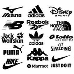 Fashion Shoe Brand Logos