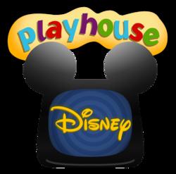 Playhouse disney Logos