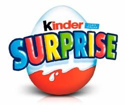 Kinder surprise Logos