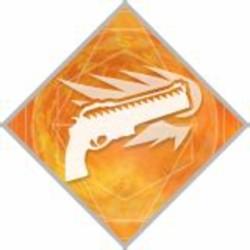 Destiny gunslinger Logos