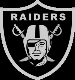 La raiders Logos