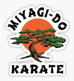 Karate Kid Logos